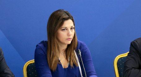 Ζαχαράκη: Υπάρχει και η λέξη συγγνώμη κ. Τζανακόπουλε