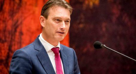 Ολλανδία: Παραιτήθηκε ο Ζέλστρα αφού παραδέχτηκε ότι είπε ψέματα για τη συνάντησή του με τον Πούτιν
