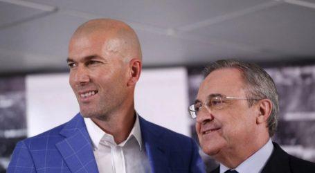 Ο Ζιντάν ανανέωσε με την Ρεάλ Μαδρίτης έως το 2020
