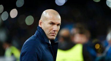 Ζιντάν: Είμαι απογοητευμένος από τον τρόπο παιχνιδιού μας