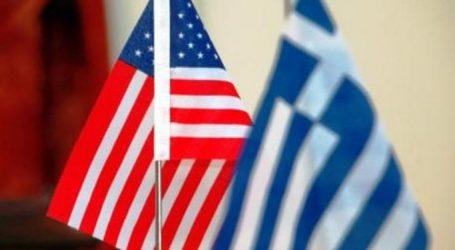"""""""Η κυβέρνηση των ΗΠΑ αντιμετωπίζει την Ελλάδα ως πυλώνα σταθερότητας στην περιοχή"""""""