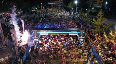 Ο 8ος Διεθνής Νυχτερινός Ημιμαραθώνιος στη Θεσσαλονίκη
