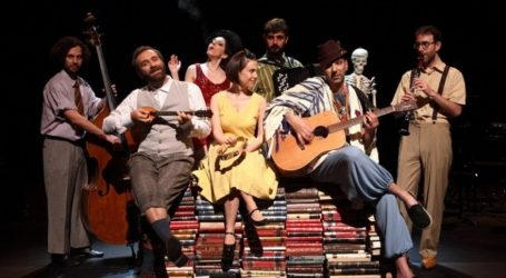 Η πρώτη αγάπη: Δέκα παραστάσεις με ελεύθερη είσοδο, στην περιοδεία της Λυρικής