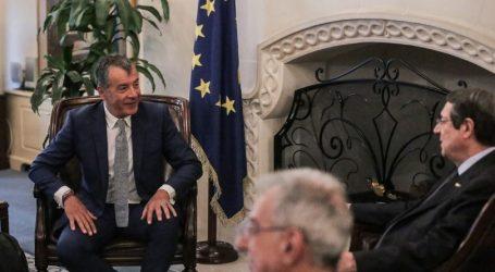 Θεοδωράκης- Αναστασιάδης: Ο στόχος παραμένει μια ενωμένη Κύπρος