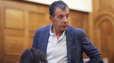 Θεοδωράκης: Οι επιδόσεις των αθλητών δείχνουν το δρόμο: δουλειά, αξιοκρατία, σχέδιο
