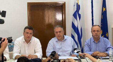 Θεοδωρικάκος: Ενίσχυση στους δήμους που επλήγησαν από την κακοκαιρία και αποζημιώσεις