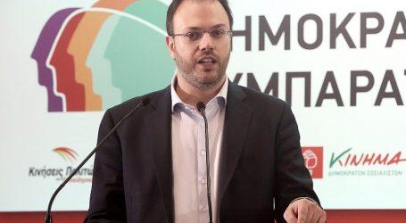 Θεοχαρόπουλος: Ο Τσίπρας έπρεπε να είχε αποπέμψει τον Καμμένο εδώ και πολύ καιρό