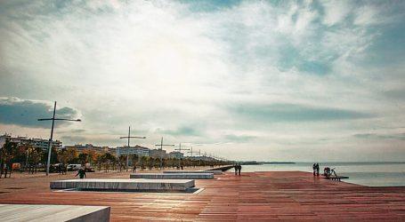 Θαλάσσια ρύπανση στο λιμάνι και σε ακτή της Θεσσαλονίκης