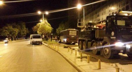 Θεσσαλονίκη: Εισαγγελική παρέμβαση για την επίθεση με βόμβες μολότοφ