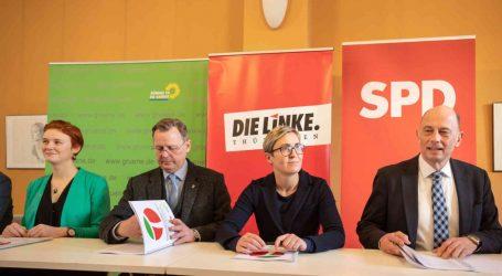 Θουριγγία: Αριστερά, Σοσιαλδημοκράτες και Πράσινοι κατέληξαν σε κυβερνητική συνεργασία
