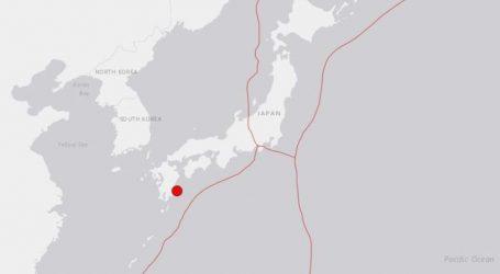 Σεισμική δόνηση 6,3 βαθμών στο νότιο τμήμα της Ιαπωνίας