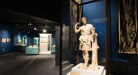 Εγκαινιάστηκε στην Ινδιανάπολη η έκθεση «Θησαυροί της Αρχαίας Ελλάδας: Ζωή, Μύθος και Ήρωες»