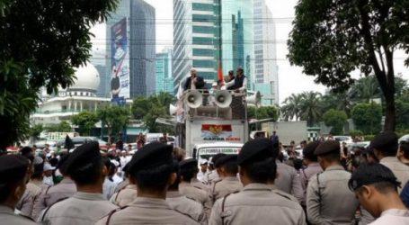 Ινδονησία: Ισλαμιστές διαδήλωσαν κατά του Facebook κατηγορώντας το για διακρίσεις εναντίον των μουσουλμάνων