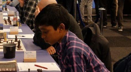 12χρονος σκακιστής από την Ινδία έγινε Διεθνής Γκραν Μετρ
