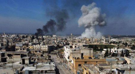 Μαίνονται οι μαχες στο Ιντλίμπ της Συρίας