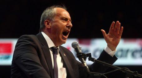 Τουρκία: Ο Ιντσέ του CHP αντίπαλος του Ερντογάν στις εκλογές