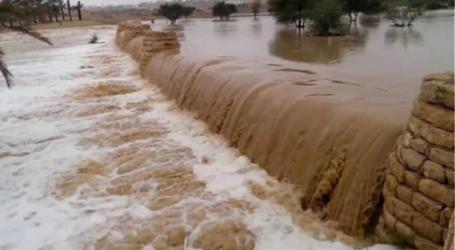 Ιορδανία: Στους 13 οι νεκροί από τις πλημμύρες
