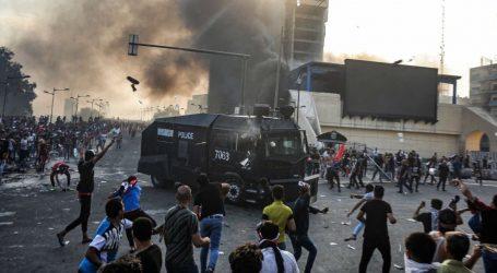 Ο ιρακινός στρατός παραδέχθηκε «χρήση υπερβολικής βίας» κατά διαδηλωτών