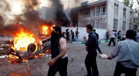 Ιράν: Νυχτερινή αντικυβερνητική διαδήλωση- Ένας αστυνομικός νεκρός
