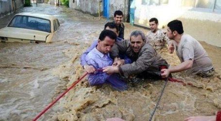 Ιράν: Στους 62 οι νεκροί από τις εκτεταμένες πλημμύρες