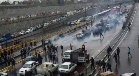 Ιράν: «Σε σύγκριση με χθες η κατάσταση είναι κατά 80% πιο ήρεμη»