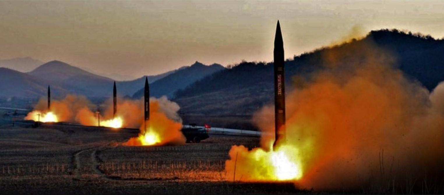 [UPD] Ιρανικά αντίποινα: Πυραυλικές επιθέσεις σε αμερικανικές βάσεις στο Ιράκ (vid)