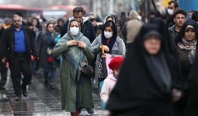 κορωνοϊός στο Ιράν