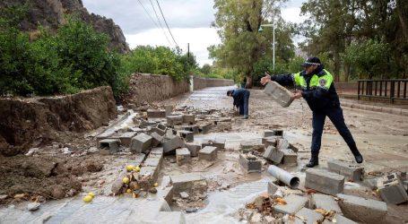 Ισπανία: Ένας νεκρός και 4 αγνοούμενοι στις πλημμύρες που σαρώνουν τη χώρα