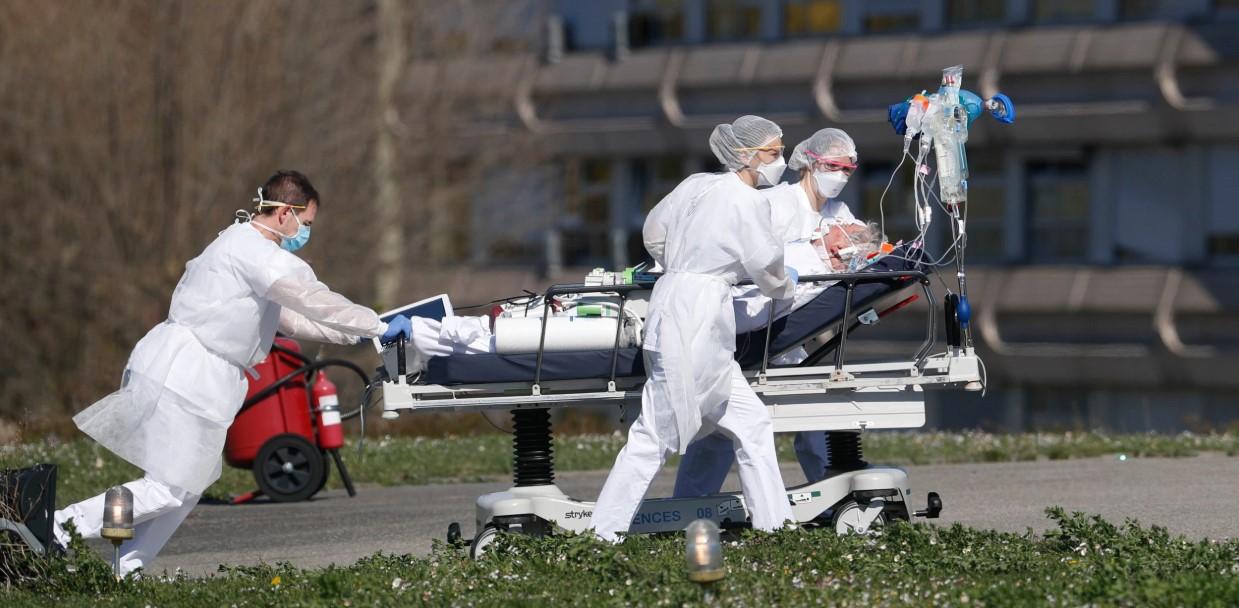 Αυξάνονται τα θύματα από τον κορωνοϊό στην Ισπανία