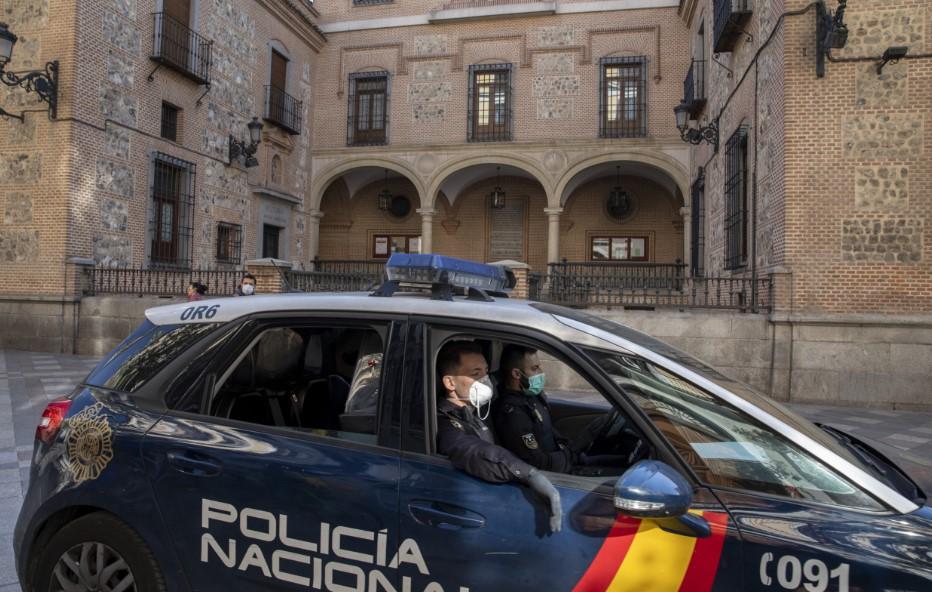 Ισπανία κατάσταση έκτακτης ανάγκης εξαιτίας του κορωνοϊού