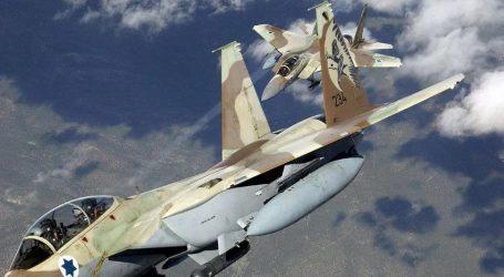 Ισραηλινά αεροπορικά πλήγματα στην περιοχή του Χαλεπιού