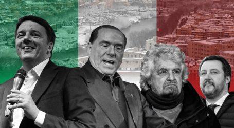 """Ιταλικές εκλογές   """"Μάχη"""" Κεντροδεξιάς Συμμαχίας Μπερλουσκόνι- Κινήματος 5 αστέρων για την πρωτεία"""