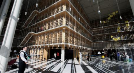 Η Εθνική Βιβλιοθήκη μετακομίζει στο ΚΠΙΣΝ