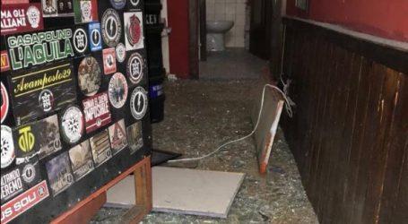 Ιταλία: Έκρηξη αυτοσχέδιας βόμβας σε γραφεία της νεοφασιστικής Κάζα Πάουντ