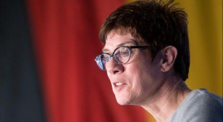 Συνέδριο CDU | Νέα Πρόεδρος η Άνεγκρετ Κραμπ-Καρενμπάουερ
