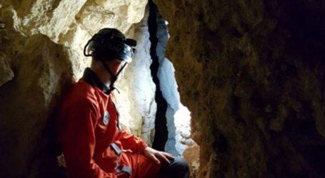 Κέρκυρα: Εντυπωσιακές εικόνες από τα άδυτα των σπηλαίων
