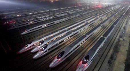 Κίνα: Οι σιδηροδρομικές γραμμές υψηλής ταχύτητας θα φθάσουν τα 38K χλμ το 2025
