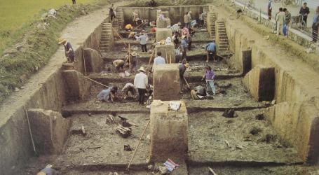 10856a1bb15b Κίνα: Ανακαλύφθηκε πέτρινη επιγραφή που καταγράφει καταστροφικό σεισμό του  1830