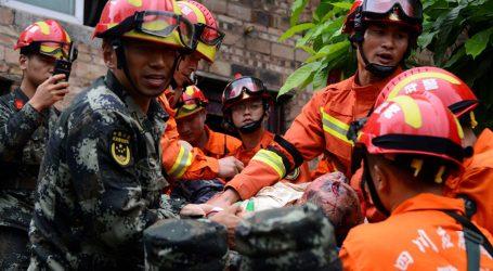 Κίνα: Τουλάχιστον 11 νεκροί και 122 τραυματίες από ισχυρό σεισμό
