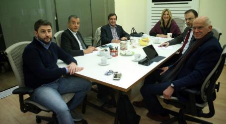 Συνεδριάζει το Κίνημα Αλλαγής για το Σκοπιανό