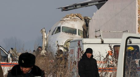 Καζακστάν: Στους 12 οι νεκροί της αεροπορικής τραγωδίας – Ημέρα εθνικού πένθους το Σάββατο (vids)