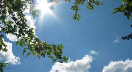 Γενικά αίθριος καιρός – Χωρίς μεταβολή η θερμοκρασία