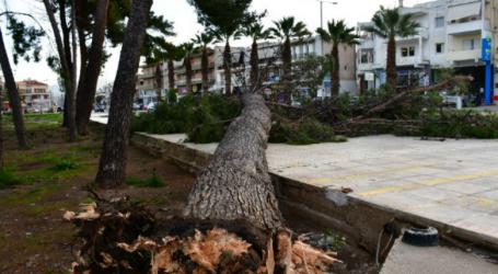ΥΠΕΣ: 1,45 εκατ. σε δήμους της Κορινθίας για την αποκατάσταση των καταστροφών