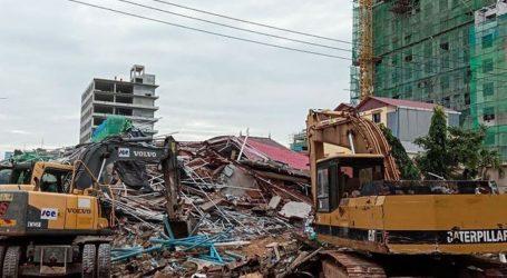 Καμπότζη: Στους 28 οι νεκροί μετά την κατάρρευση κτιρίου