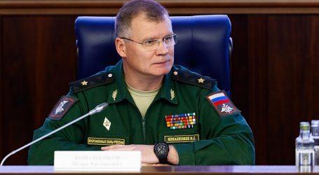 Συρία | Κανασένκοφ: Οι πραγματικοί στόχοι των αμερικανικών πληγμάτων ήταν στρατιωτικοί και στρατιωτικά αεροδρόμια