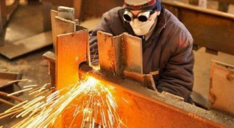 Μεγάλη αύξηση κατά 17,4% στο γενικό δείκτη κύκλου εργασιών βιομηχανίας