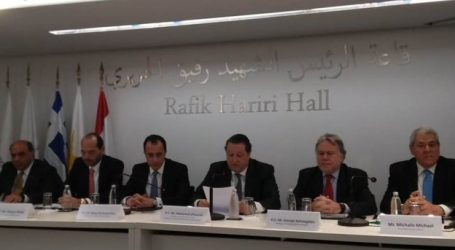 Τριμερής Ελλάδας-Κύπρου-Λιβάνου: Ίδρυση Διεθνούς Οργανισμού Αθλητισμού και Τουρισμού με έδρα την Αθήνα