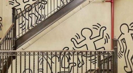 Τοιχογραφία του Κιθ Χάρινγκ αναμένεται να πωληθεί για 5 εκατ. δολάρια σε δημοπρασία
