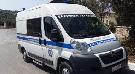 Σύλληψη για παράνομη μεταφορά αλλοδαπών