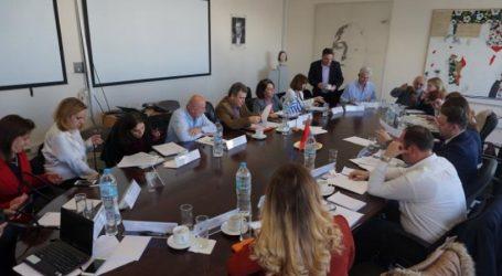 Συνάντηση της Κοινής Επιτροπής Ελλάδας – Αλβανίας για τη μελέτη των σχολικών εγχειριδίων